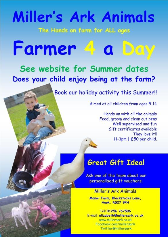 Farmer 4 a Day Summer 17