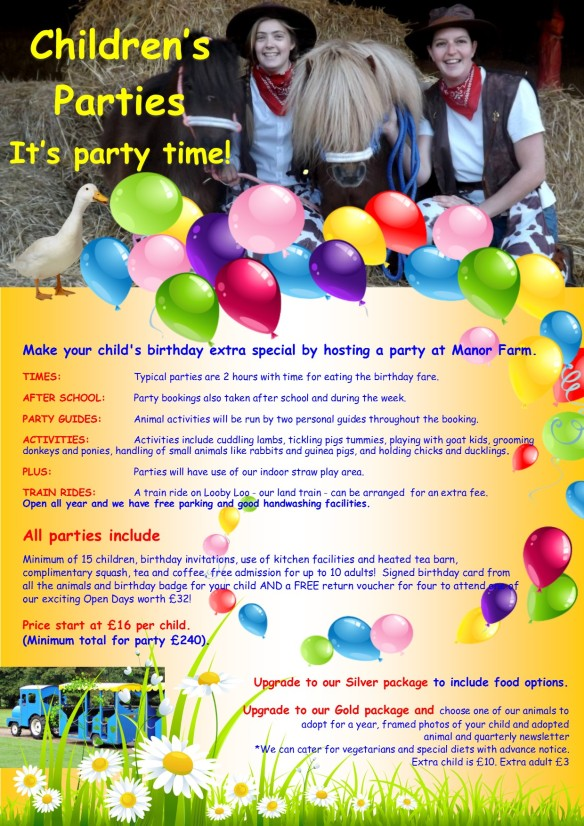 Children's party 2018
