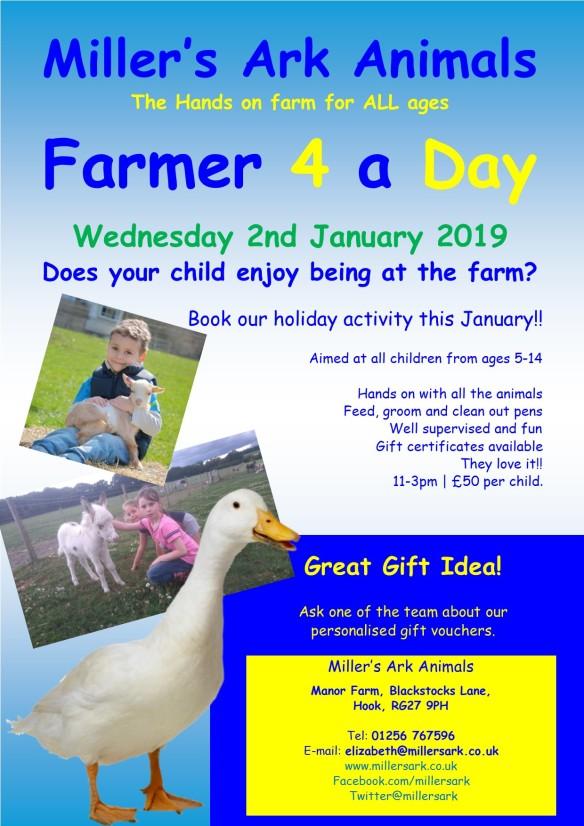 Farmer 4 a Day January19